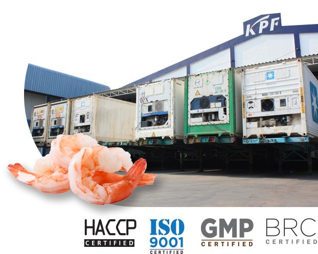 Kongphop Frozen Foods Co , Ltd